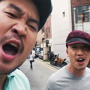 DYNAMIC DUO (Corée du Sud) : Les soupirs nihilistes du rap coréen
