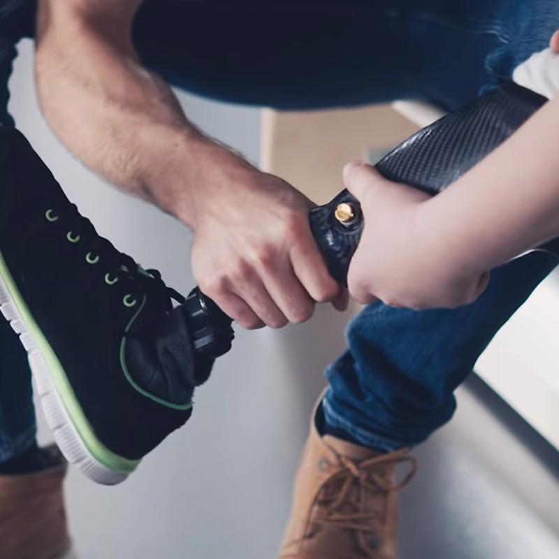 Prothesen als Berufung! | #NEUWÄRTS mit Markus Rehm